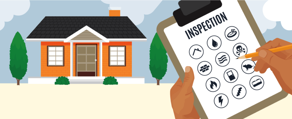 home inspection preparing your home
